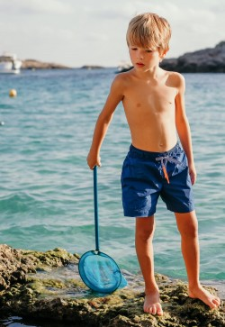 Boys swimming trunks UPF 50+